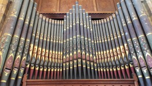 Reinstatement of a Pipe Organ