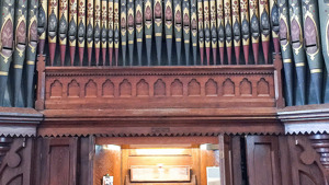 Gerard Brooks plays the 1877 Hollins Organ