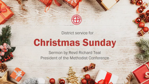 Sunday Worship - 27th December